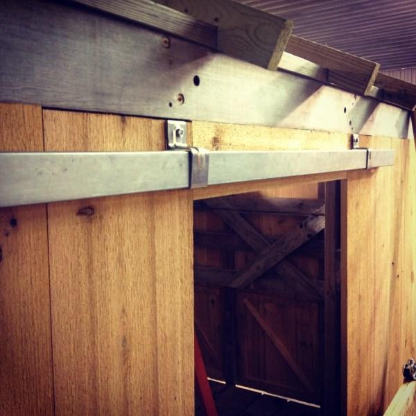 Sliding Barn Door Track