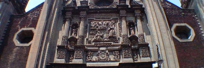 """Oratorio de San Felipe Neri (Iglesia de """"la Profesa"""") - Fachada oriente"""