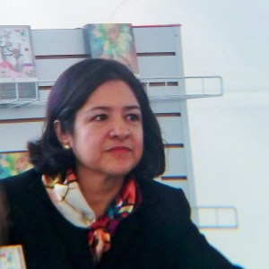 Doctora Luz América Viveros - coordinadora académica del proyecto Clásicos Mexicanos
