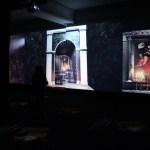 Caravaggio Experience, a través de 45 minutos muestra en alta resolución 58 de las obras más conocidas del artista milanés.