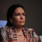 Doctora Lidia Camacho, directora general del Instituto Nacional de Bellas Artes.