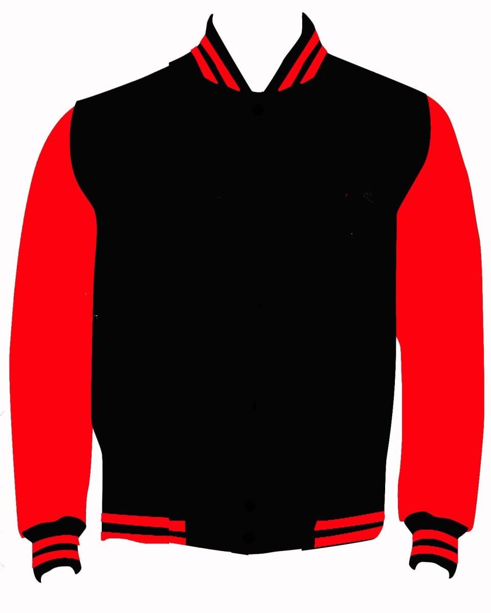Jaket Polos Depan Belakang : jaket, polos, depan, belakang, Gambar, Desain, Jaket, Hitam, Polos, Terbaru