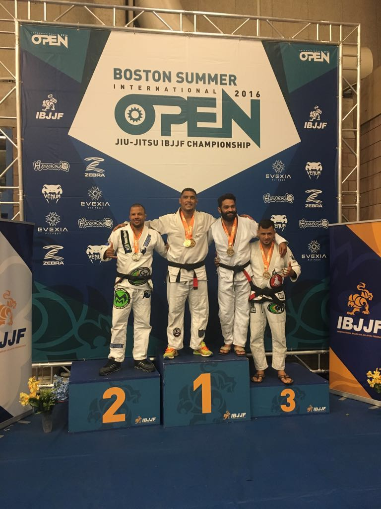 Boston international open - 2016