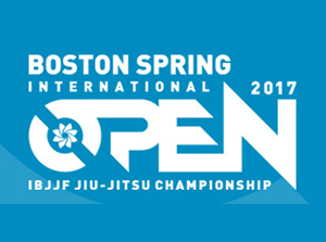 Boston Spring International Open IBJJF Jiu-Jitsu Championship
