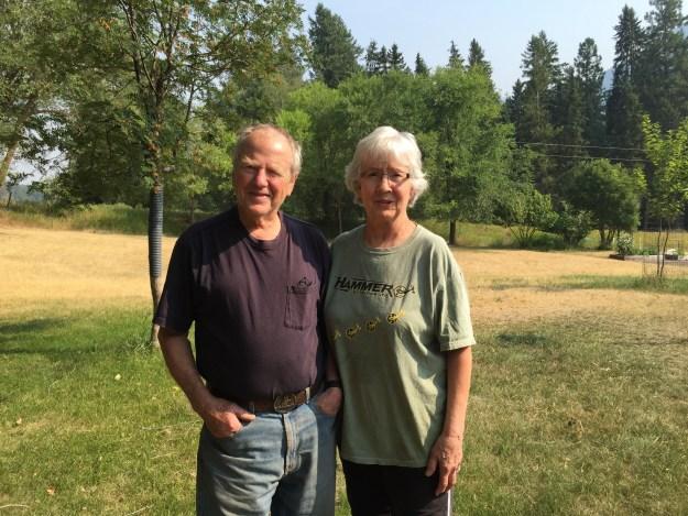 Tom and Pat Arnone.
