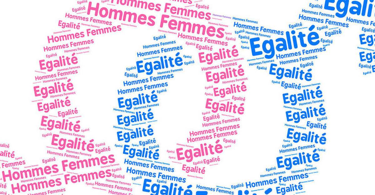 En mars on ne badine pas avec l'égalité des droits Hommes/Femmes