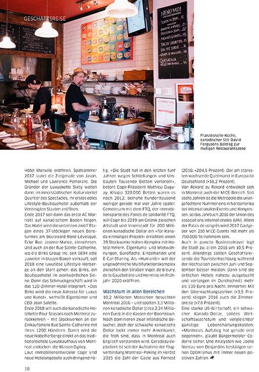 Der Hotelexperte: Montreal, Seite 5