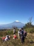 富士山の眺めがいい矢倉岳、登山初級者にもおすすめの穴場的山