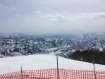 春スキーのメッカ奥只見丸山スキー場は積雪豊富で景色最高オススメです。