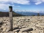 湯ノ丸山へ紅葉が始まりだした時期に、あの日のリベンジ登山!