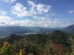上野原市にある能岳、八重山への登山はお気軽に登れて展望も最高だった!
