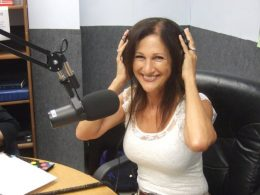 Maura Sweeney co-hosts The State of Happiness Talk Radio Show in Tampa Bay