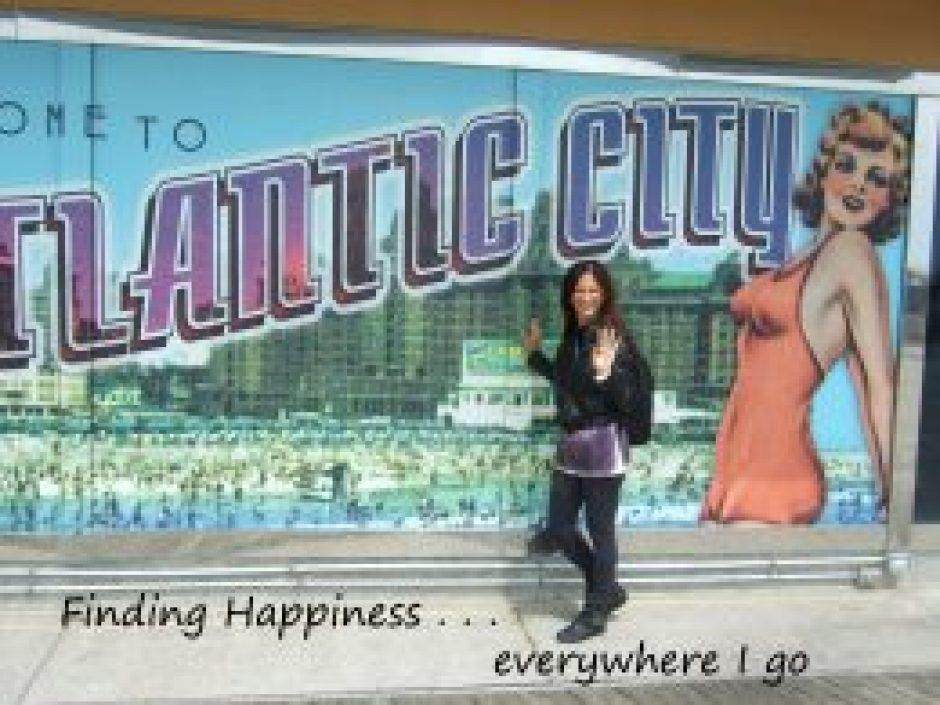 Maura in Atlantic City