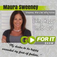 Maura Sweeney on Tysen Webb's Go For It Show
