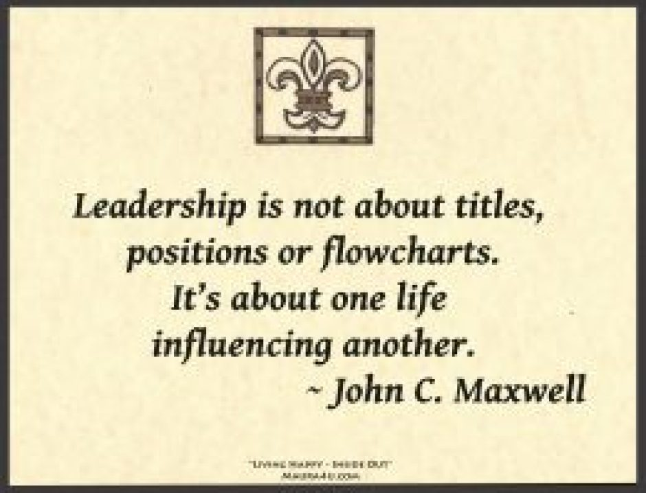 John Maxwell on Leadership