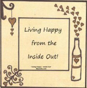Living Happy Logo