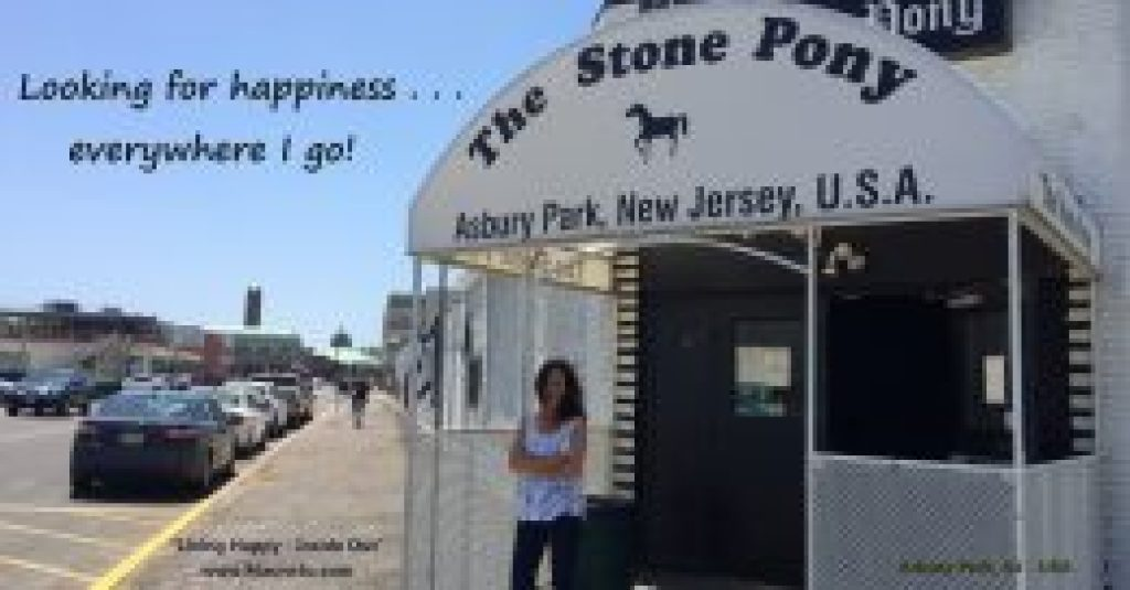 Maura Sweeney travels to Asbury Park, NJ Stone Pony + Bruce Springsteen