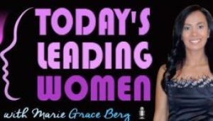 Maura Sweeney on Today's Leading Women Podcast