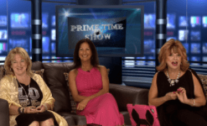 Maura Sweeney on Women Unscripted Prime Tine TV Show