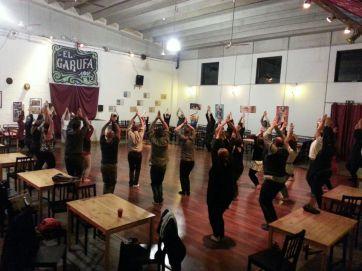 Maura Yoga al Garufa