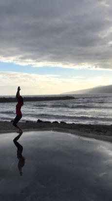 Maura Yoga Tenerife,YOGA DIVE,HATHA YOGA, YOGA AL MARE