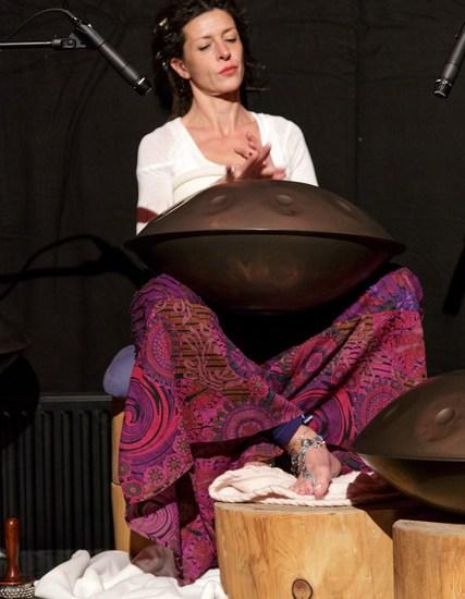 Maura Yoga in Arts