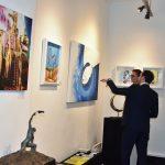 PromArte Borgo gallery Roma Maura Gottardo
