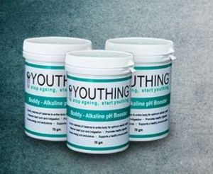 Youthing Health Products, special, ascorbic, alkaline, chelation, Maureen Boddy