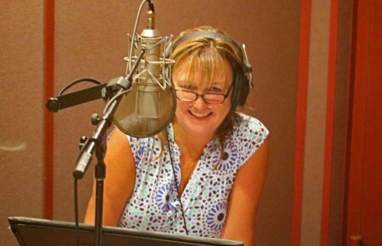 Maureen Recording Book