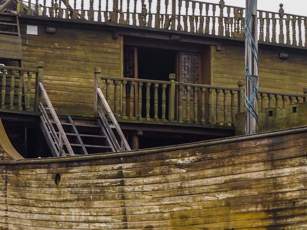 Replica of the 15th Century ship
