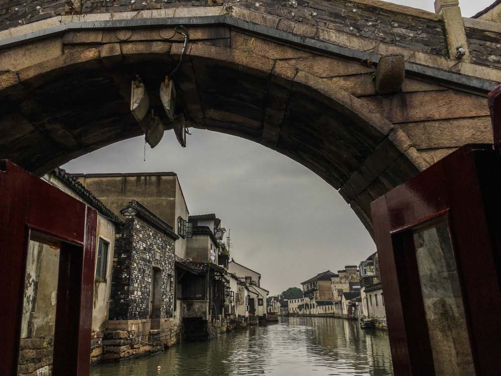 One of the Water Towns of China
