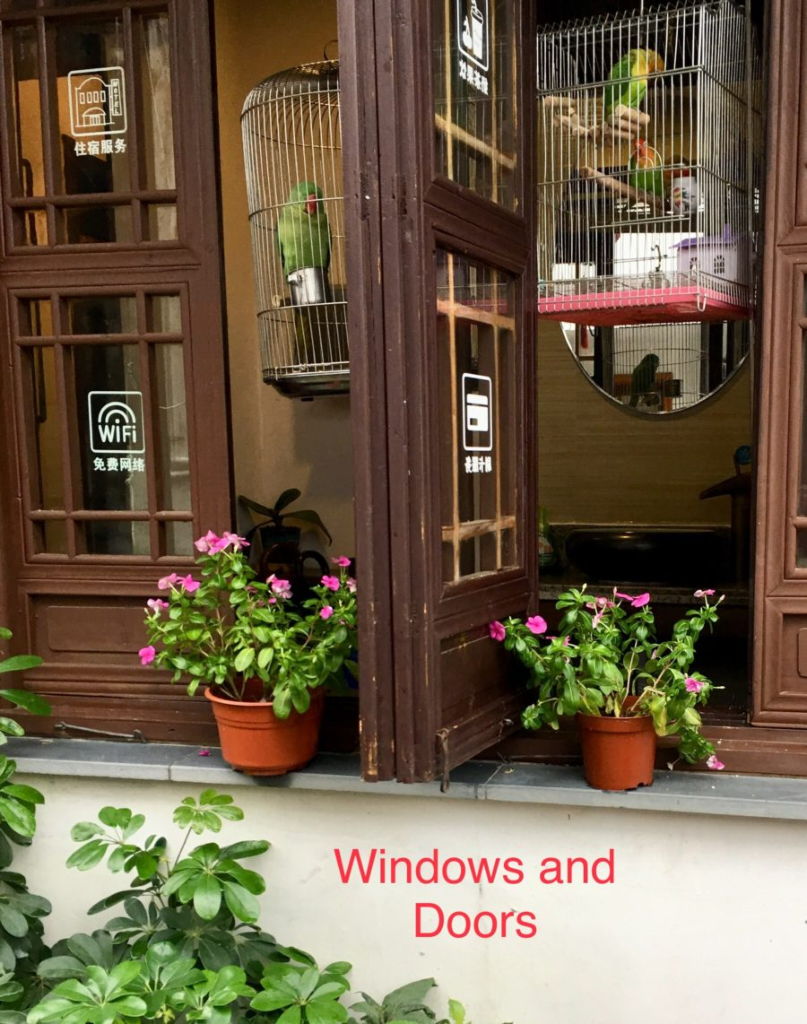The W to Z of Windows and Doors