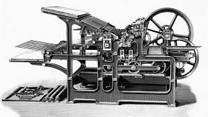 Early printing press
