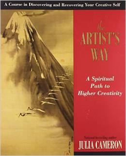 The Artist's way. Highly recommended for those who want to kick start your writing