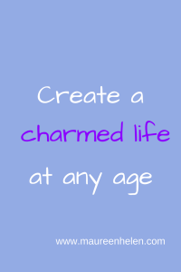 Create a charmed life graphic