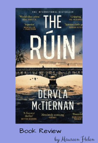 Cover of The Ruin by Dervla McTiernan
