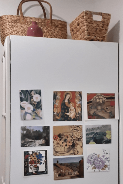 pictures and postcards