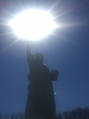 Goddess of Liberty brooklyn