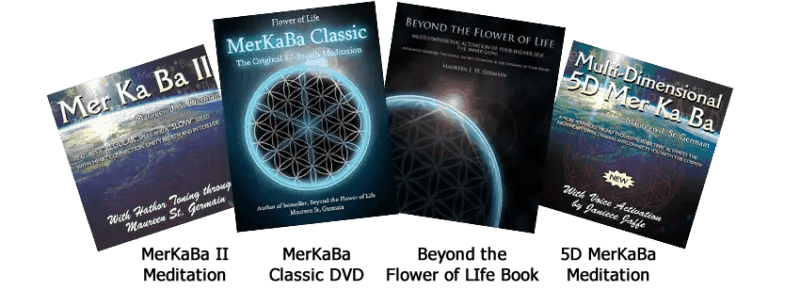 merkaba book covers audio