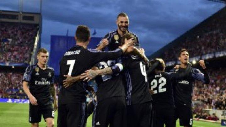 : ريال مدريد يتأهل للنهائي رغم خسارته أمام أتلتيكو مدريد 1-