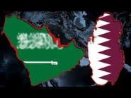 عاجل الرئس الامركي يحدر قطر