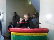 عاجل : مسعود يعترض على طريقة أداء ولد بونعامة لليمين عضوا في لجنة الانتخابات (تفاصيل)