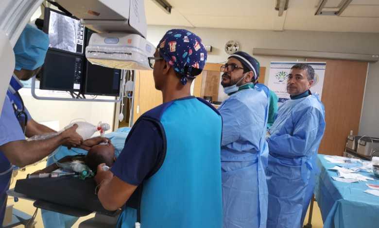 بعثة-طبية-سعودية