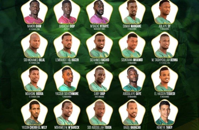 قائمة المنتخب الوطني للمحليين لمواجهة مالي
