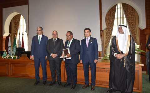 مهندس موريتاني ينال جائزة المملكة العربية السعودية للبيئة