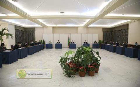 مجلس الوزراءاليوم في زمن كرونا: قاعة جديدة …وإجراءات احترازية مشددة