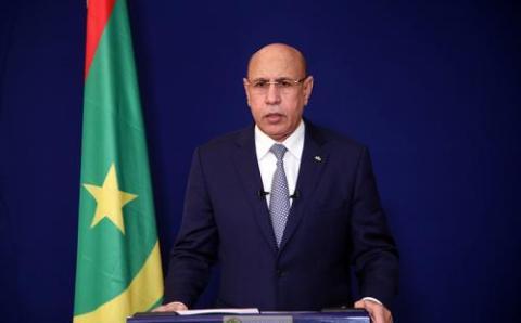 تصرف شهم نبيل لفخامة الرئيس محمد ولد الشيخ الغزواني