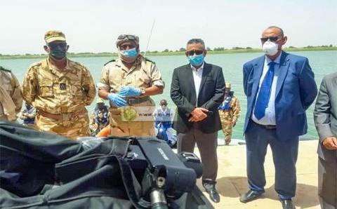 الجيش الموريتاني يعيد 3000 متسلل إلى السنغال