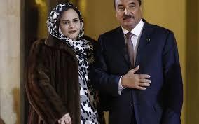 توقيف زوجة الرئيس السابق ولد عبد العزيز لساعات