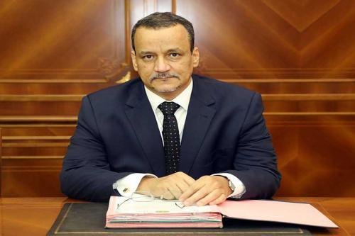 ثلاثة أسئلة الى وزير الخارجية الموريتاني (مقابلة)